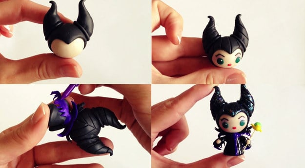 Mini Maleficient