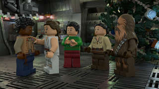 LEGO Star Wars Holiday Special 1