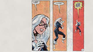 Felicia Hardy Black Cat put your mask on Hero